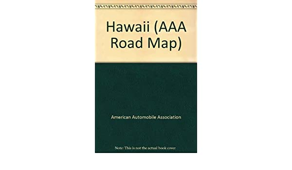 Hawaii AAA Maps American Automobile Association - Does aaa have maps of the us