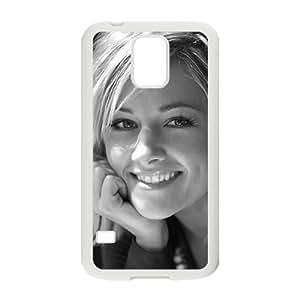 Bright Smile Fashion Comstom Plastic case cover For Samsung Galaxy S5 Kimberly Kurzendoerfer