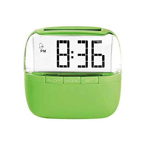 Lifemax Solar Clock by Lifemax