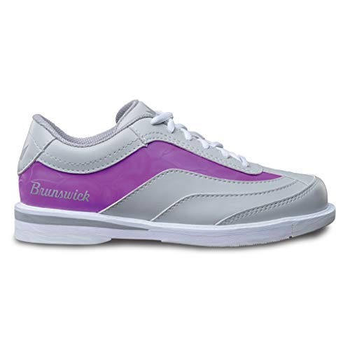 Bowling Bowling M Brunswick Intrigue Shoes Grey US Ladies Purple 6 Products IqdqZ