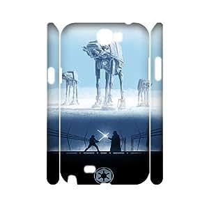 C-EUR Star War Customized Hard 3D Case For Samsung Galaxy Note 2 N7100