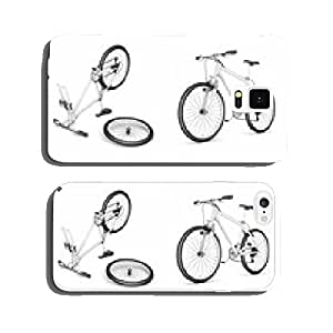 mountain bike cell phone cover case Samsung S6