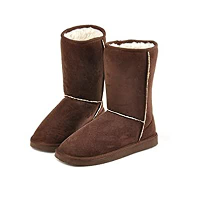 Amazon.com | Hoxekle Comfortable Warm Snow Boots for Women