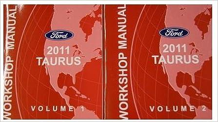 ford taurus service manual