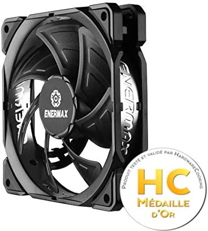 Enermax UCTB9 - Ventilador para Caja de Ordenador (13 dB, 46.18 ...