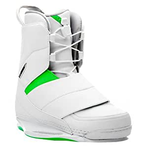 Ronix One Boots 2012 White and Green (8)
