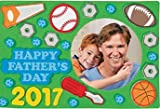 OTC Green Father's Day Picture Frame Magnet Craft Kit