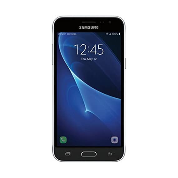 Samsung J3 - Verizon Prepaid 1 5.0-inch HD Super AMOLED display for a bright, full picture 8 GB internal memory, expandable by 128 GB Easy Mode provides fewer, larger icons; easy app access
