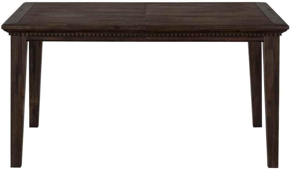 Jofran Geneva Hills Wood Rectangular Dining Table