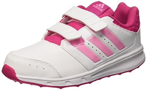 Adidas Mädchen Lk Sport 2 Cf K Laufschuhe, Mehrfarbig (Ftwwht/Sepigl/Eqtpin), 35 EU