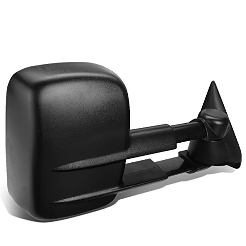 For Chevy Tahoe/GMC Yukon Manual Adjustment Tow Towing Mirror (Right/Passenger)