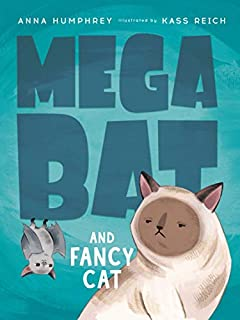 Book Cover: Megabat and Fancy Cat