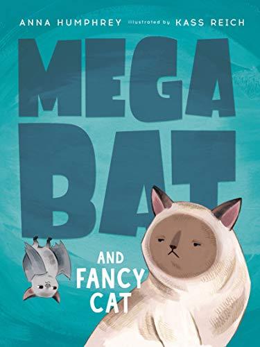 Book Cover: Megabat and Fancy Cat
