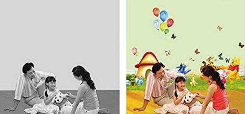 Children Room Vinyl Wallpaper Winnie The Pooh Cute Wall Decals Buy Online At Best Price In Uae Amazon Ae