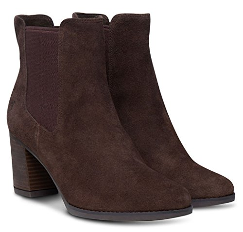 Heights Timberland Women Boots Suede Atlantic Chelsea UawxO7pq