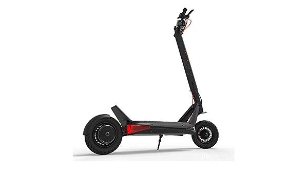 KUSAZ Scooter eléctrico para Adultos, Scooter Urbano Plegable ...