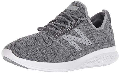 New Balance Men's Coast V4 FuelCore Running Shoe, Steel, 10 D US reviews