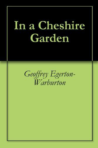 In a Cheshire Garden