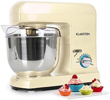 Klarstein Gracia Robot de cocina Bueno En prueba beige: Amazon.es: Hogar