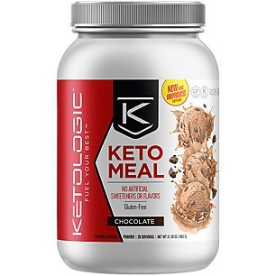 KetoLogic Keto Meal Replacement Shake