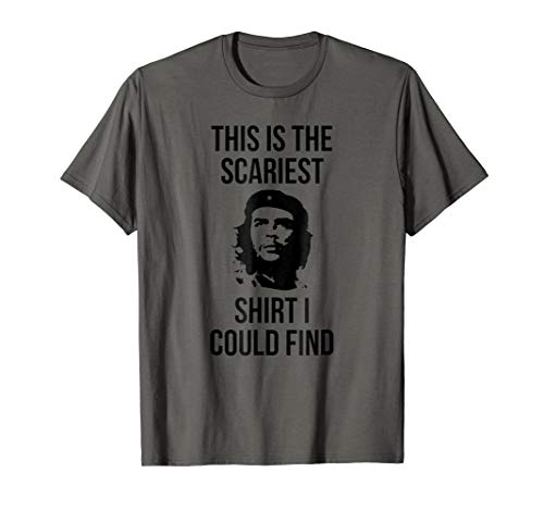 Scariest Halloween Costume Che Guevara Communism T-Shirt for $<!--$17.99-->