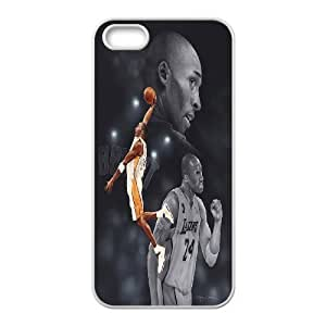 L.A.Lakers all star Kobe Bryant, NBA lakers protective case cover For Apple Iphone 5 5S CasesHQV479697483