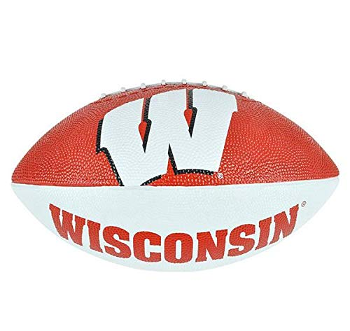 DollarItemDirect 10 inches Wisconsin Football, Case of 36 by DollarItemDirect