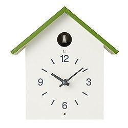 MUJI Cuckoo Clock [Green - Large size]