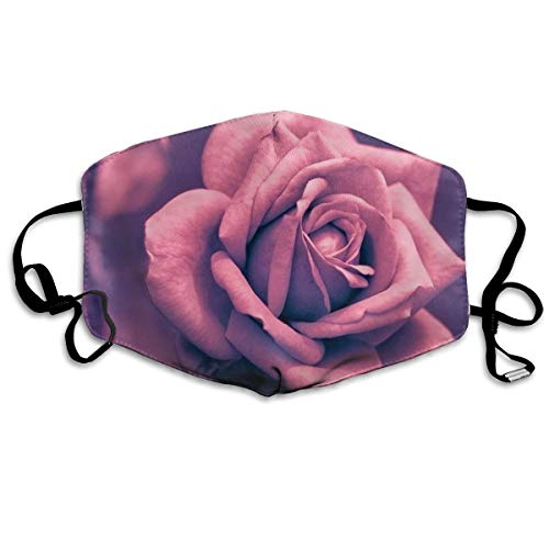 Sam-Uncle Anti Dust Face Mouth Cover Mask Rose Figure Anti Pollution Breath Healthy Mask