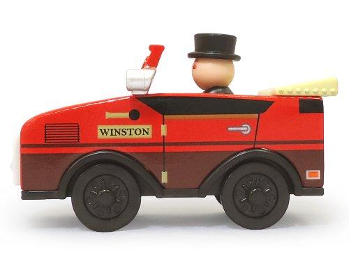 Thomas & Friends Fisher-Price Wooden Railway, Winston