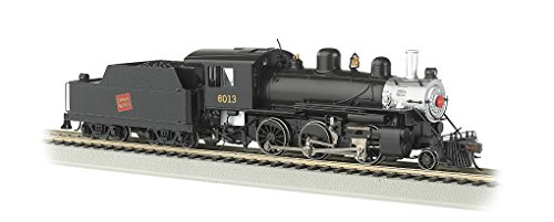 Bachmann Industries Alco 2-6-0 DCC Ready Locomotive - Canadian National #6013 - (1:87 HO Scale) -  Bachmann Industries Inc., 51709