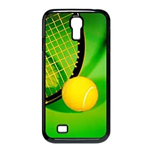 Customized Cell Phone Case Cover for SamSung Galaxy S4 I9500 with DIY Design Tennis