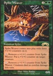 Magic: the Gathering - Spike Weaver - Exodus