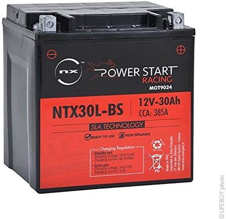 Nx Motorrad Batterie Ytx30l Bs Ntx30l Bs 12v 30ah Auto