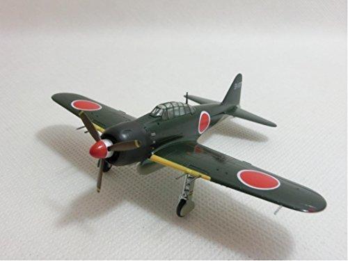 Easy Model 1/72 finished product 36353 Mitsubishi A6M Zero fifty-two type Hei Yokosuka Naval Air Corps 1945