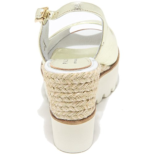 Sandals oro Shoes Doré Sandalo Zeppa Women Donna 8525I PALOMITAS qwWzI0ZSn