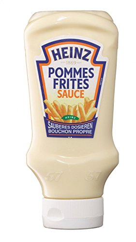 Heinz Pommes Frites Sauce ORIGINAL (500ml) ()