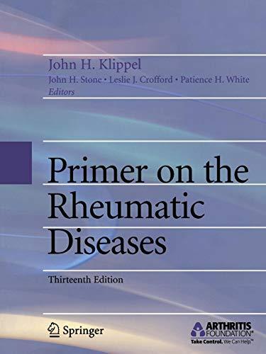 Primer on the Rheumatic Diseases - http://medicalbooks.filipinodoctors.org