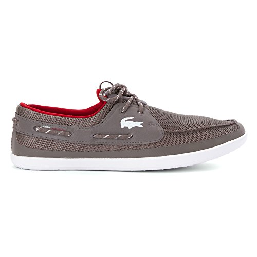 dd2e25e001fb Lacoste Men's Light and Sailing T2 Boat Shoe - Buy Online in KSA ...