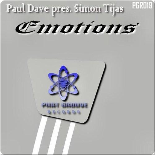 Simon Tijas pres. Paul Dave Silver Moon