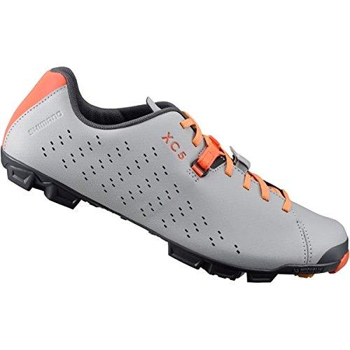 Schuhe Race grau MTB nbsp;SPD XC500 MTB Shimano Comp Schuhe orange Zf50wnq