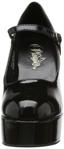 Women DOLLY Blk nbsp;– nbsp;8463 Black Pleaser Pat nbsp;Shoes 50 for FAfwwpq