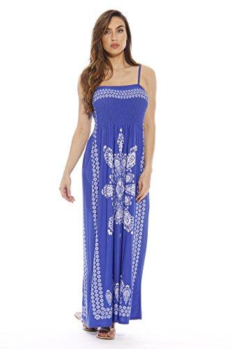 1870-54-Royal-XL Just Love Summer Dresses for Women