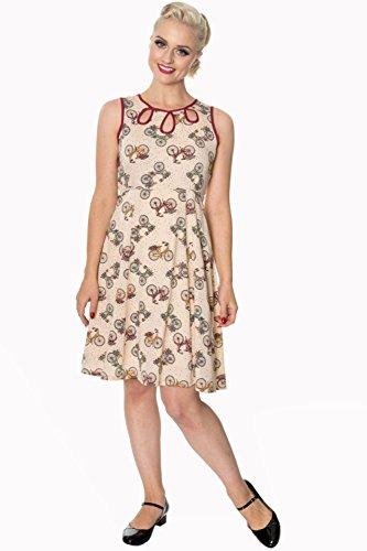 飢え誘発する薬を飲むBanned Apparel - Stars Align Sleeveless Dress L
