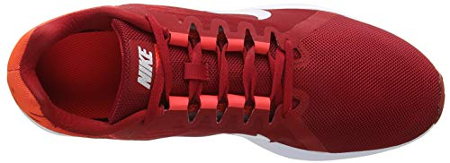 Grey 8 Red Shoes Crimson 's Men Running 601 Vast Gym Red NIKE Downshifter Bright qgvt8gw