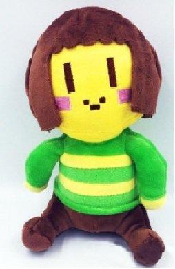 Nueva llegada Creative Colorful Cute UNDERTALE Chara muñeco de peluche juguete