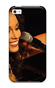 CATHERINE DOYLE's Shop Best Top Quality Protection Alicia Keys Case Cover For Iphone 5c