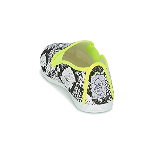 Neon Espadrille Yellow Donna Flossy Snake 81wOS