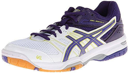 ASICS Women's Gel Rocket 7 Volley Ball Shoe – DiZiSports Store