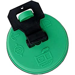 JahyShow For Caterpillar (Cat) Locking Fuel Cap Diesel-Fits many models. 1428828 142-8828